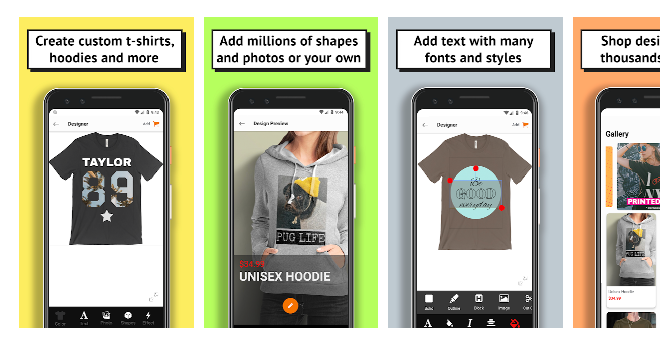 The Ultimate Guide To Designing A T Shirt On Your Phone